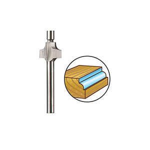 DREMEL Router Bit (HSS) 9,5 mm (612)