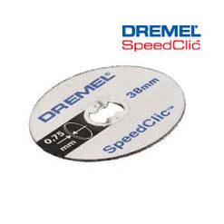 DREMEL EZ SpeedClic™: Thin Cutting Wheels 5-Pack. (SC409)