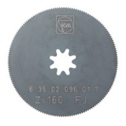 FEIN Multimaster 63mm HSS Circular Saw Blades - Pack of 2