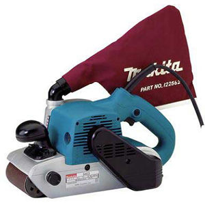 Makita 9403 100mm Heavy Duty Belt Sander 1200W (With Dust Bag)