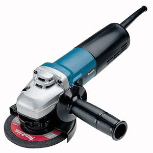 Makita 9565H 125mm Angle Grinder 1100W (SJS System)