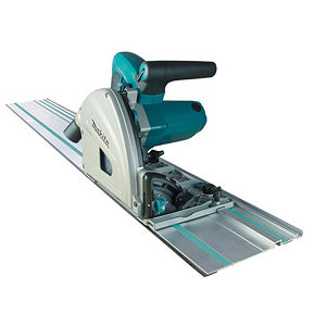 Makita SP6000K 165mm Plunge Cut Circular Saw 1300W & 1.4m Guide Rail
