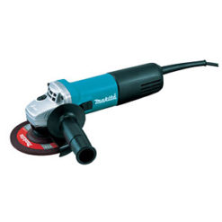 Makita 9558HP 125mm Angle Grinder 840W (Paddle Switch)