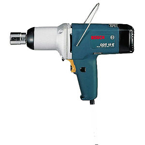 BOSCH Impact Wrench GDS 18 E 1/2 (12,7mm) Drive