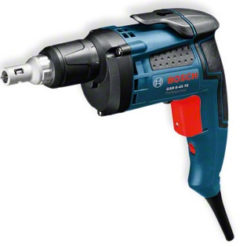 BOSCH Drywall Screwdriver GSR 6-45 TE