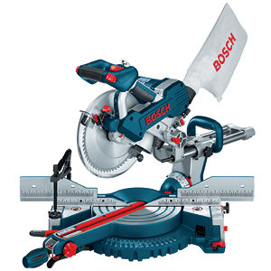 BOSCH Double Bevel Slide Mitre Saw GCM 10 SD