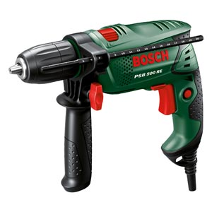 BOSCH PSB 500 RE Compact Impact Drill