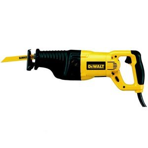 DeWalt DW311K-GB Heavy Duty Reciprocating Saw 300mm 1200W