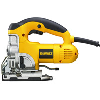DeWalt DW331K-GB Heavy Duty  Keyless Jigsaw 135mm  701W