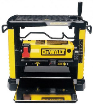 DeWalt DW733-GB Portable Thicknesser  317mm 1800W