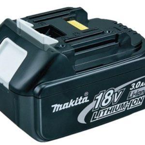 Makita BL1830 18v Li-ion Rechargeable Battery 3.0Ah