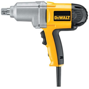 DeWalt DW294-GB Heavy Duty Reversable Impact Wrench 710W