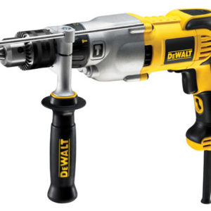 DeWalt D21570K-GB 2 Speed Dry Diamond Drill 127mm  1300W