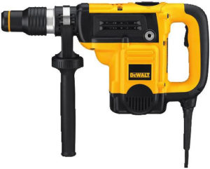 Dewalt D25501K-QS SDS-Max  Combination Hammer Drill