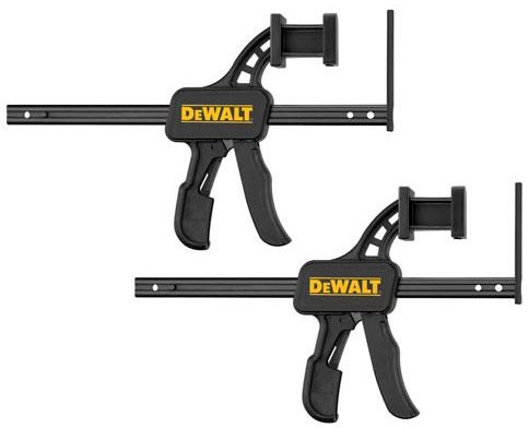 Dewalt DWS5026-XJ Clamps for Guide Rails-Pair