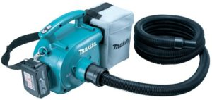 MAKITA BVC350Z 18V Li-ion Vacuum Cleaner