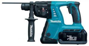 MAKITA BHR262RDE 36V Li-ion Rotary Hammer Drill