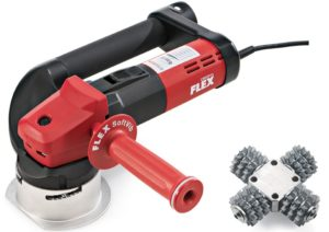 FLEX 115mm Scouring & Sander Kit