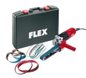 FLEX Finger Belt Sander Set
