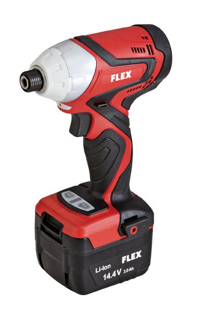 FLEX 14.4V Impact Driver AID 14 4 1/4