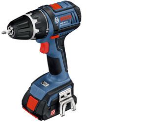 BOSCH GSR 18 V-LI Cordless Drill/Driver - 1.5a/h