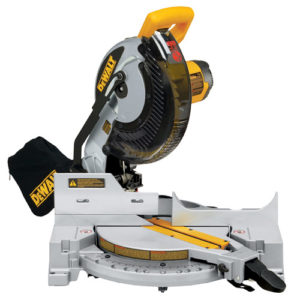 DeWalt DW713-B5 Single Bevel Compound Mitre Saw- 1600W