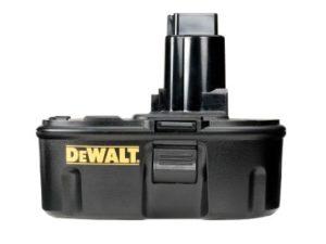 DeWalt DE9095-XJ Battery Pack 18V Nickel Cadium / NiCd / 2.0Ah