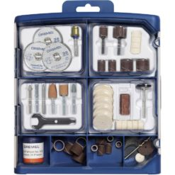 DREMEL 100 Piece Multipurpose Modular Accessory Set (723)