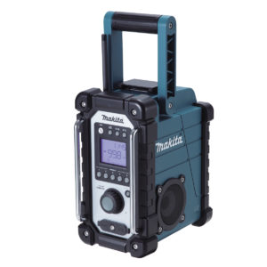 MAKITA BMR102 CORDLESS JOB SITE LIGHT & RADIO