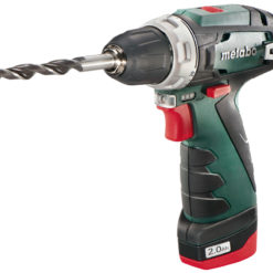METABO 600080500 POWER MAXX BS CORDLESS DRILL / SCREWDRIVER