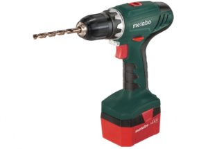 METABO 602194500 BS 12 NICARD CORDLESS DRILL / SCREWDRIVER