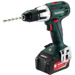 METABO 602103500 SB 18 LT CORDLESS IMPACT DRILL