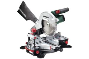 METABO 619000850 KS 18 LTX 216 CORDLESS CROSSCUT SAW