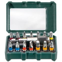 METABO 626703000 SCREWDRIVER BIT SETS