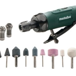 METABO 604116500 DG 25 SET COMPRESSED AIR DIE GRINDER