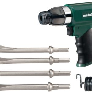 METABO 604115500 DMH 30 SET COMPRESSED AIR CHIPPING HAMMER