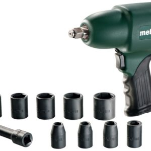 METABO 604118500 DSSW 360 SET  COMPRESSED AIR IMPACT WRENCH