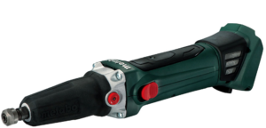 METABO 600638890 GA18 LTX High Speed 18V Li-ion Cordless Straight Grinder Body Only