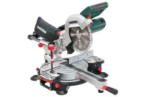 METABO 619260000 KGS 216 M CROSSCUT AND MITRE SAW; WITH SLIDING FUNCTION