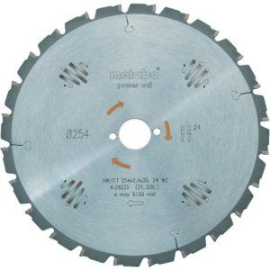 METABO 628041000 CIRCULAR SAW BLADE