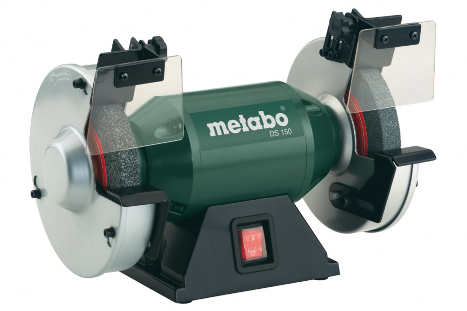 Metabo 619150000 Ds 150 Bench Grinder Boman Power Tools