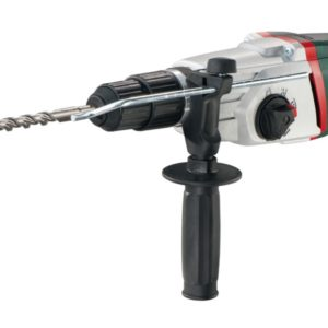 METABO 600658800 KHE 2650 COMBINATION HAMMER (220-240 V / 50 - 60 HZ); PLASTIC CARRY CASE