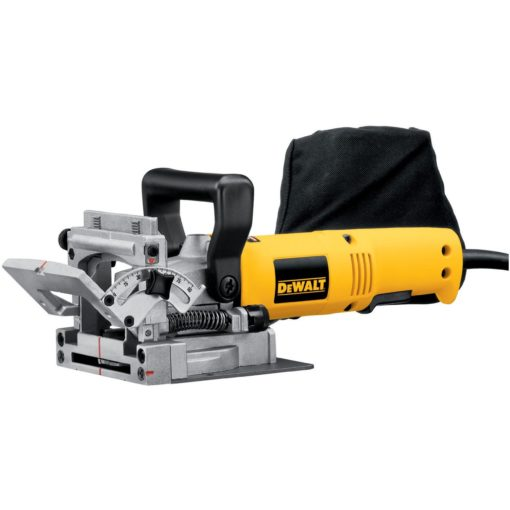 DeWalt DW682K-QS Heavy Duty Biscuit Jointer 600W