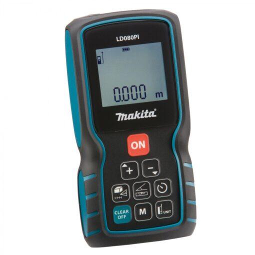 Makita LD080PI Laser Distance Meter with Inclination Sensor