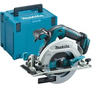 Makita DHS680ZJ 18v Lithium Ion Brushless Circular Saw 165mm Bare Unit + MakPac