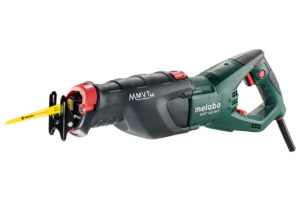 METABO SSEP 1400 MVT SABRE SAW (606178500)