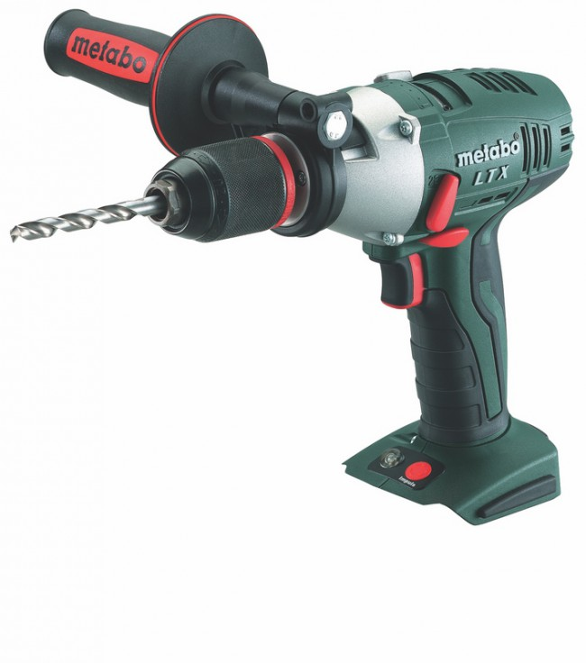 metabo sb 18 ltx impulse cordless hammer drill 18v 602192890. Black Bedroom Furniture Sets. Home Design Ideas