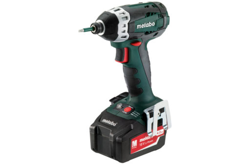 METABO SSD 18 LTX 200 CORDLESS IMPACT WRENCH (602196500)