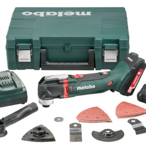 METABO MT 18 LTX COMPACT CORDLESS MULTI-TOOL (613021510)