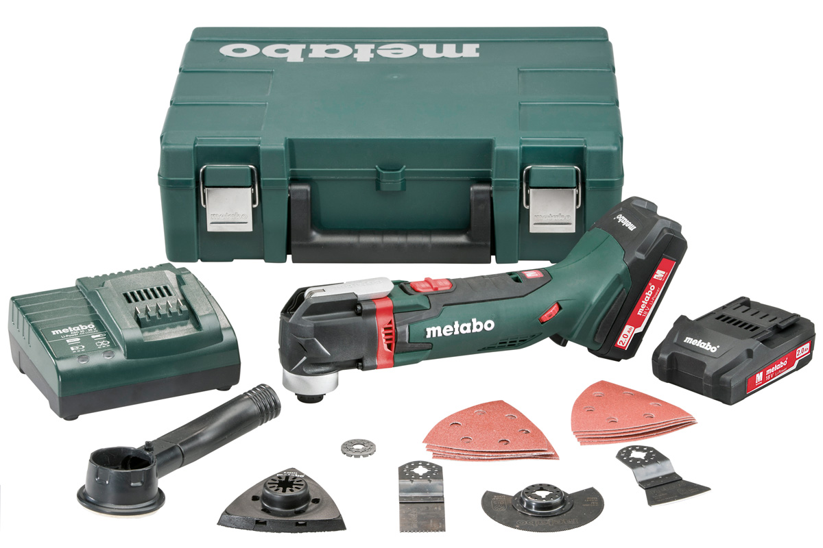 Other Power Tools Metabo Mt 18 Ltx Compact Cordless Multi Tool Angle Grinder W18 125 613021510 Was Listed For R656526 On 23 Dec At 1020 By Boman